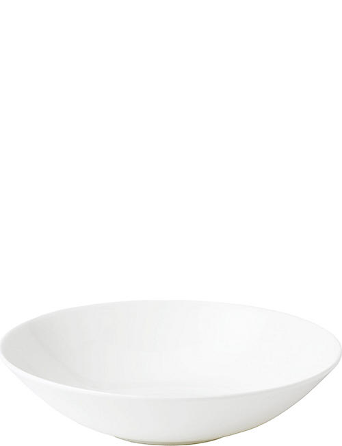 JASPER CONRAN @ WEDGWOOD: Fine bone-china cereal bowl 18cm