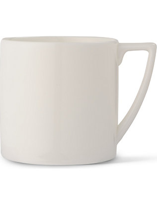 JASPER CONRAN @ WEDGWOOD: White Mini china mug