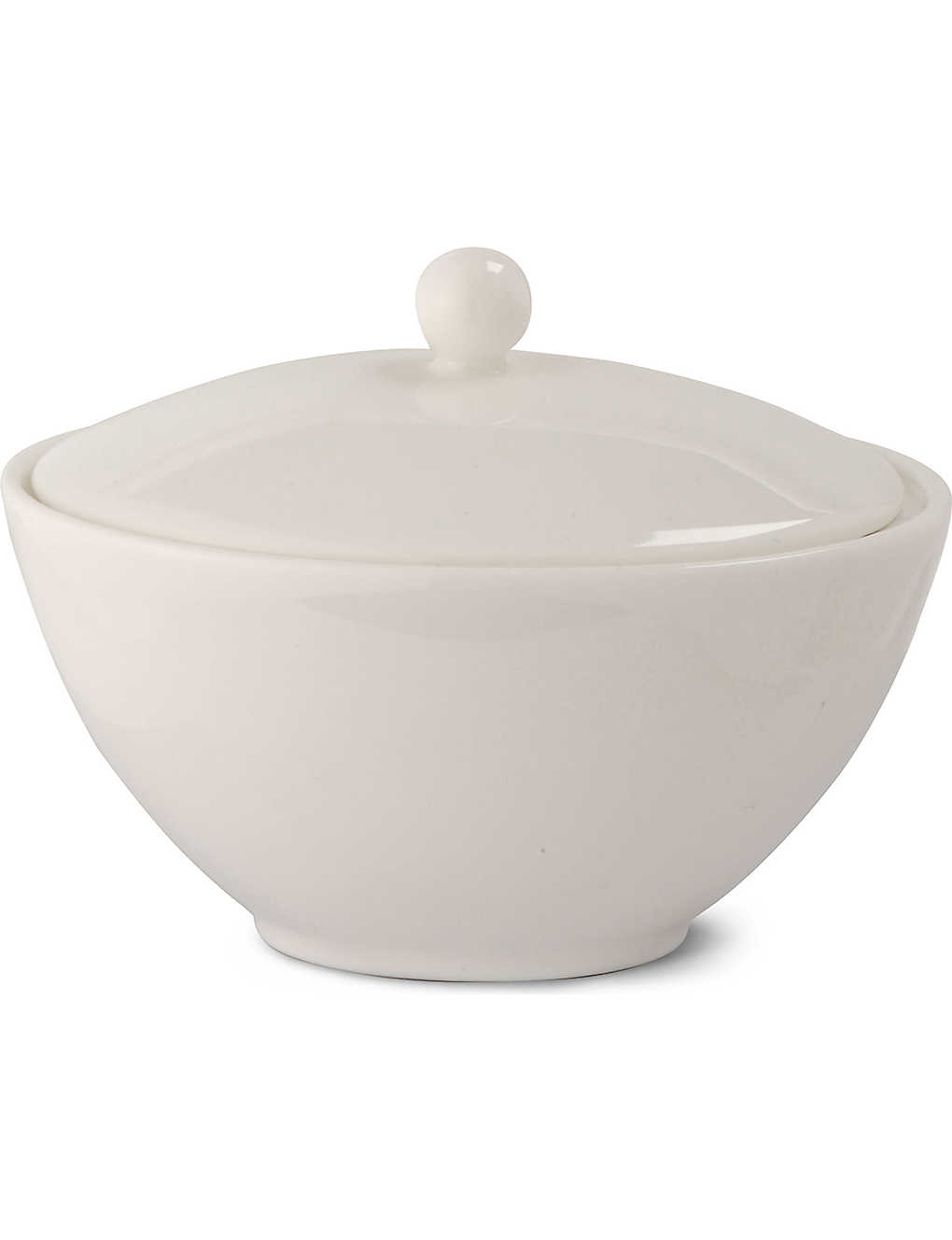JASPER CONRAN @ WEDGWOOD: White sugar box
