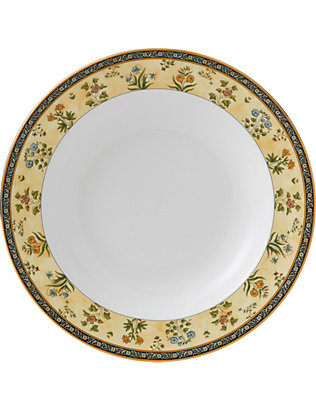 WEDGWOOD: India Collection soup plate 20cm