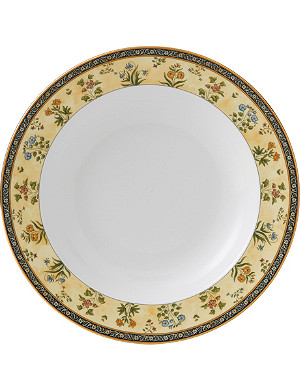 WEDGWOOD India Collection soup plate 20cm