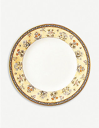 WEDGWOOD: India bone china salad plate 23cm