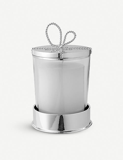 VERA WANG @ WEDGWOOD: Love Knots covered candle