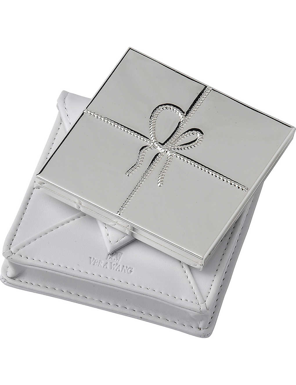 VERA WANG @ WEDGWOOD: Love Knots purse mirror