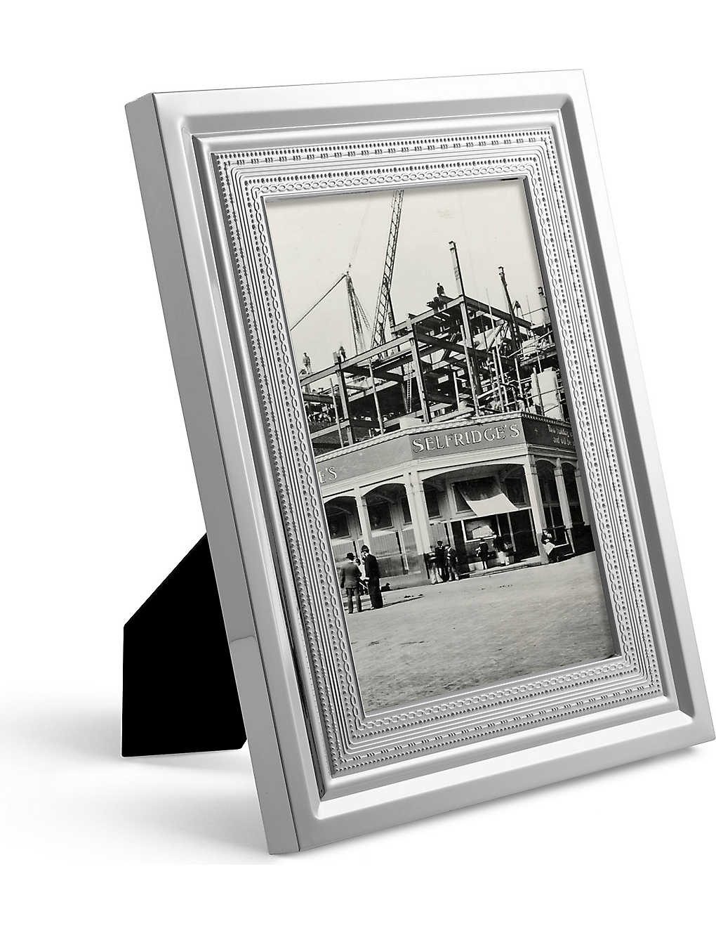 "VERA WANG @ WEDGWOOD: With Love picture frame 8""x10"""
