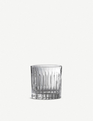 WATERFORD Linear crystal tumbler