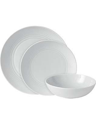 ROYAL DOULTON: Gordon Ramsay Maze 12 piece dinner set