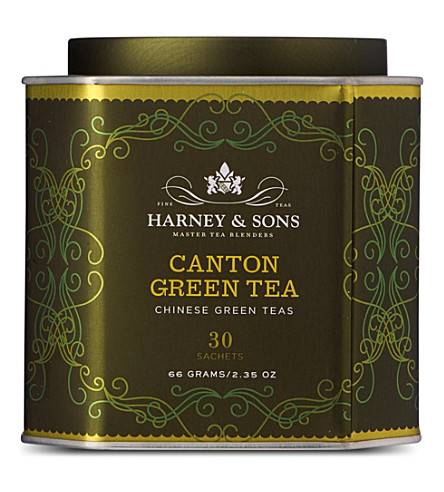 Harney & sons green tea