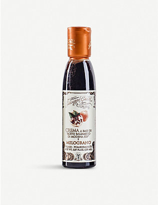 GIUSEPPE GIUSTI: Balsamic Crema glaze with pomegranate 150ml
