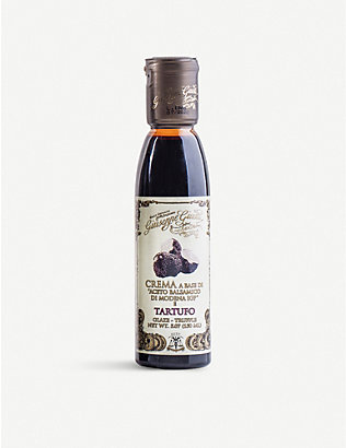 GIUSEPPE GIUSTI: Balsamic Crema glaze with truffle 150ml