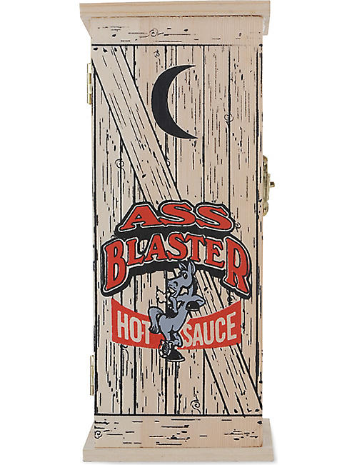ASS BLASTER Ass Blaster Hot Sauce Outhouse 142g