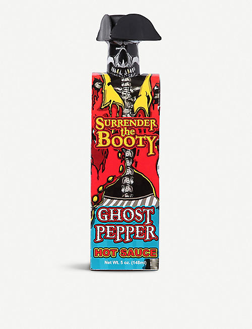 HOT SAUCES Ghost pepper hot sauce 148ml