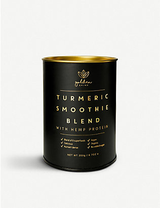 GOLDEN GRIND: Turmeric smoothie blend 200g