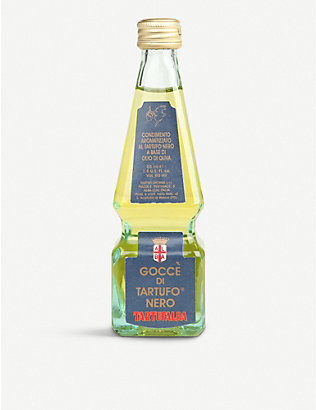 THE FRESH OLIVE COMPANY: Black truffle oil 55ml