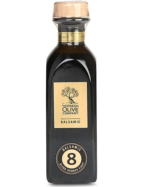 THE FRESH OLIVE COMPANY: Balsamic Vinegar No.8 250ml