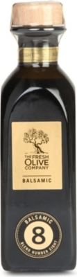 THE FRESH OLIVE COMPANY Balsamic Vinegar No.8 250ml