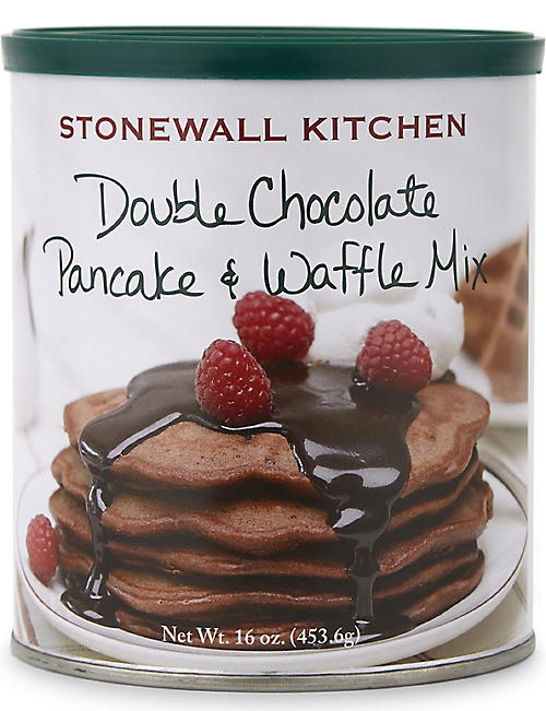 STONEWALL KITCHEN Double chocolate pancake & waffle mix 453.6g