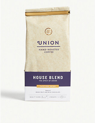 UNION: House blend ground coffee 200g