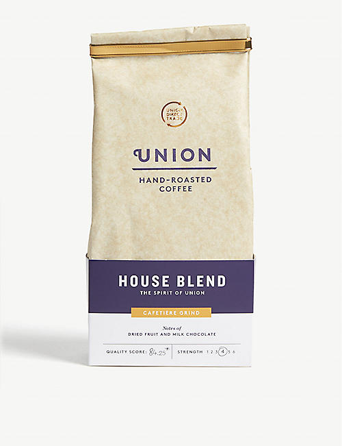 UNION House blend ground coffee 200g