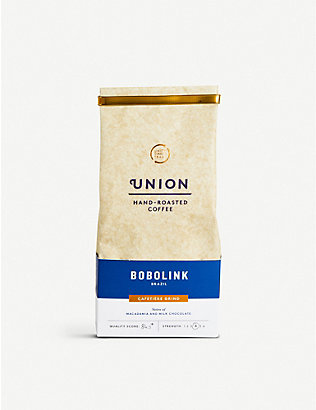 UNION: Bobolink ground coffee 200g