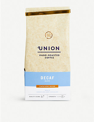 UNION: Decaf ground coffee 200g