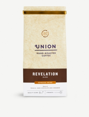 UNION Revelation espresso ground coffee 200g