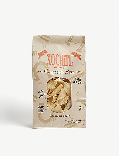 XOCHITL Mexican style tortilla chips 340g