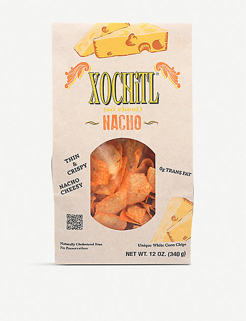 XOCHITL Nacho cheese chips 340g