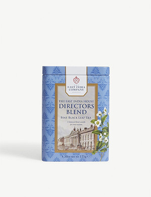 THE EAST INDIA COMPANY Directors Blend loose leaf black tea 125g