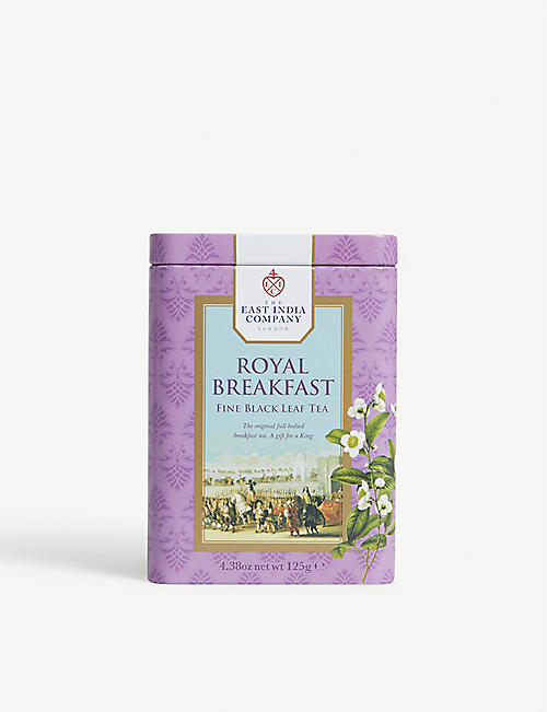 THE EAST INDIA COMPANY: Royal Breakfast black loose leaf tea 125g