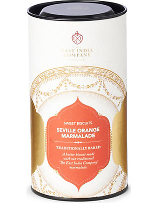 THE EAST INDIA COMPANY: Seville orange marmalade sweet biscuits