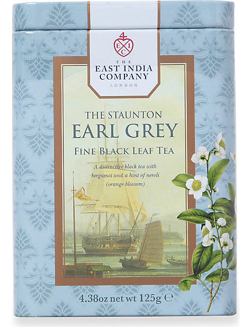 THE EAST INDIA COMPANY:The Staunton 伯爵茶散茶叶 125 克