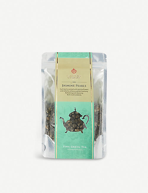 THE EAST INDIA COMPANY Jasmine Pearls fine green tea 100g