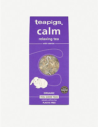 TEAPIGS: Happy Uplifting Tea with Lemon Balm 45g