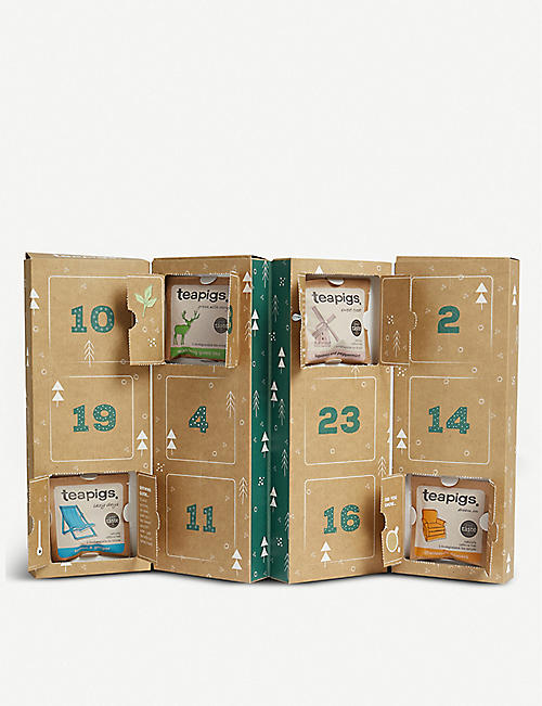 TEAPIGS Tea Advent calendar 450g