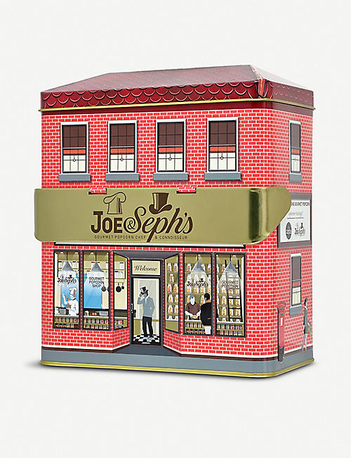 JOE & SEPH'S Vegan Gourmet Popcorn Shop Tin 192g