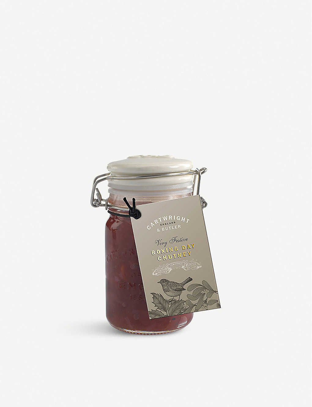 CHRISTMAS: Boxing Day chutney 250g
