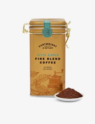 CARTWRIGHT & BUTLER After Dinner Blend ground coffee 227g