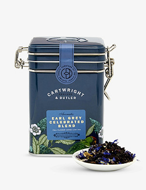 CARTWRIGHT & BUTLER 伯爵灰色庆祝松散的叶茶混合100g