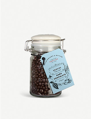 CARTWRIGHT & BUTLER: Dark hot chocolate 170g