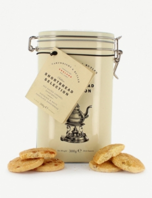 CARTWRIGHT & BUTLER Sublime shortbread selection 300g
