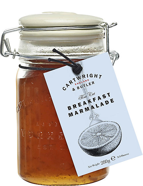 CARTWRIGHT & BUTLER English breakfast marmalade 300g