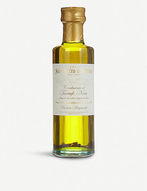 SAN PIETRO: Black truffle extra vigin olive oil 100ml