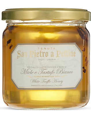 SAN PIETRO: White truffle honey 450g