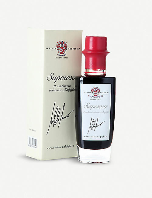 THE OLIVE OIL CO Saporoso balsamic vinegar 100ml