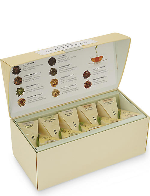 TEA FORTE Classic Collection tea tasting assortment 59g