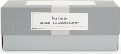 TEA FORTE Classic Collection black tea assortment 64g