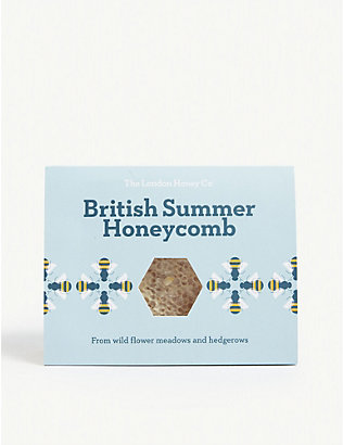 THE LONDON HONEY COMPANY: British Summer honeycomb 170g