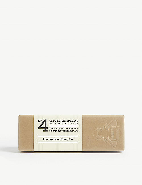 THE LONDON HONEY COMPANY: No.4 honey gift box 200g