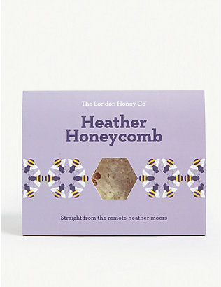THE LONDON HONEY COMPANY: Heather honeycomb 170g